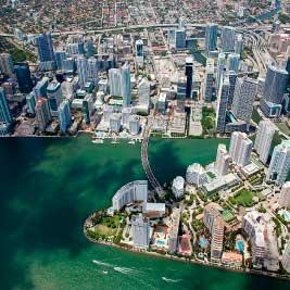 Apartamentos en Miami Brickell